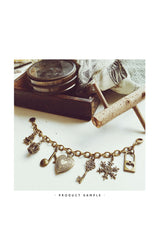 Customized Charm Bracelet (with more than 6 Charms)