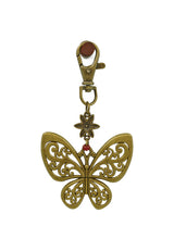 Wonderful Life of a Butterfly Collective Keychain/ Bagholder