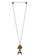 Live Life to the Fullest in Paris Long Necklace