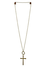 The Believer Simplicity Unisex Long Necklace