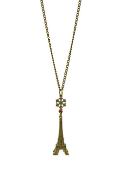 Paris and Me Long Necklace