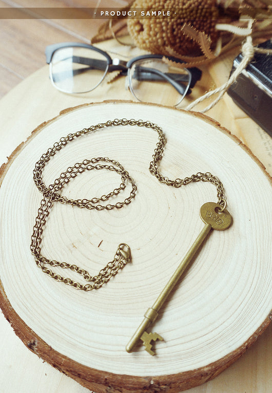 Customized Long Necklace