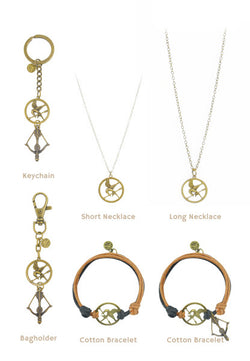 Mockingjay (Small) Collective Accessories
