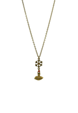 Ballet Girl Princessy Short Necklace