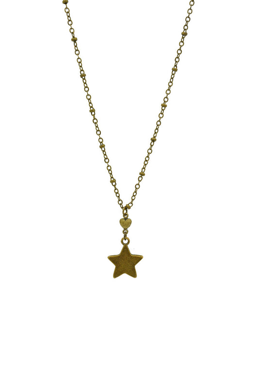 Star in You Dreamy Short Necklace