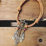Dream On, Dreamcatchers Cotton Bracelet