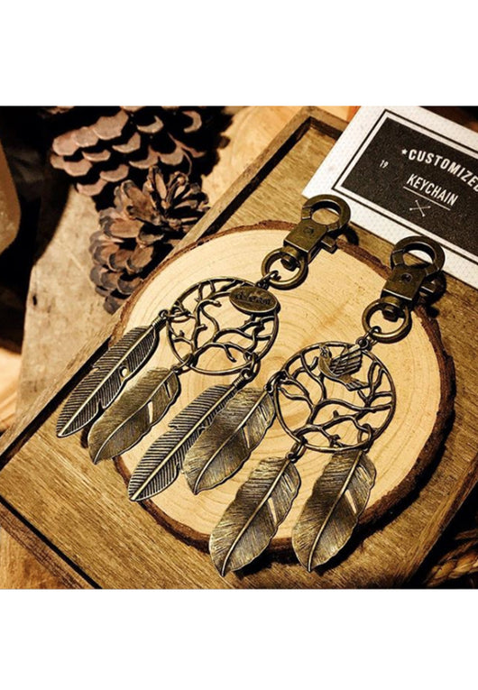 Simple Dreamcatcher Collectible Keychain/ Bagholder