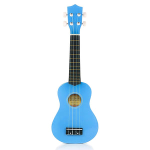 Care2Rock Soprano Ukulele - Blue