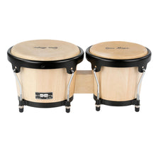 Load image into Gallery viewer, GON Bops Fiesta Series Bongos - Natural