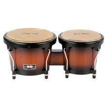 Load image into Gallery viewer, GON Bops Fiesta Series Bongos - Sunburst