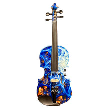 Load image into Gallery viewer, Geneva Art Violin - Blue Pearl