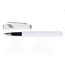 Load image into Gallery viewer, Caran d'Ache 849 Fountain Pen White Nib EF
