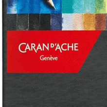 Load image into Gallery viewer, Caran D'Ache Color Pencil Set of 76 + 2 Technalo Pencils - Museum Aquarelle - GoldenGenie