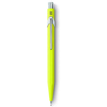 Load image into Gallery viewer, Caran D'ache 844: Mechanical-pencil Metal Fluo Yellow 0.7 mm (844.470) - GoldenGenie