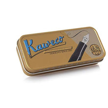 Load image into Gallery viewer, Kaweco Tin box, Nostalgia, Short - GoldenGenie