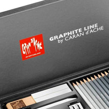 Load image into Gallery viewer, Caran D'ache Graphite Line Gift Box Set (3000.415) Caran d'Ache