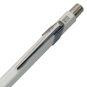 Caran D'ache Infinite Mechanical Pencil, White Resin Body, 0.7mm Caran d'Ache.jpg