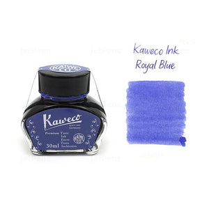 Kaweco Fountain Pen Ink Bottle 30ml - Royal Blue Kaweco