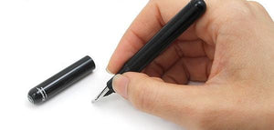 Kaweco Liliput fountain pen black Pen Nib: M (medium) Kaweco