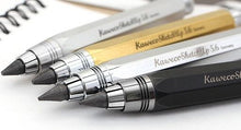 Load image into Gallery viewer, Kaweco Sketch Up 5,6 mm 8 hexagonal Clutch pencil Brass Kaweco.jpg