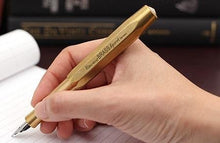 Load image into Gallery viewer, Kaweco Sport Fountain Pen Brass Nib: M - GoldenGenie.jpg