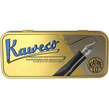 Load image into Gallery viewer, Kaweco Liliput Fountain Pen, Smooth Brass, Fine Nib - GoldenGenie.jpg