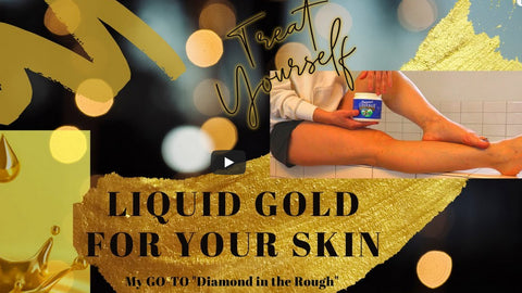 Liquid Gold for your skin