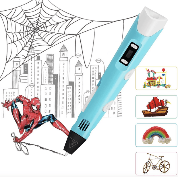 TRIMA™- 3D PRINTING PEN WITH USB