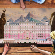 Puzzly™ - The Grand Budapest Hotel Puzzle 500/1000 pcs