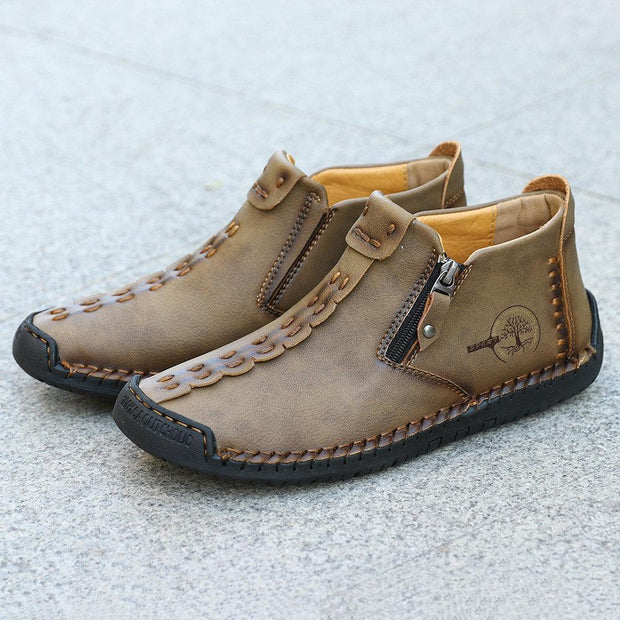 Cino™ - Men's leather shoes