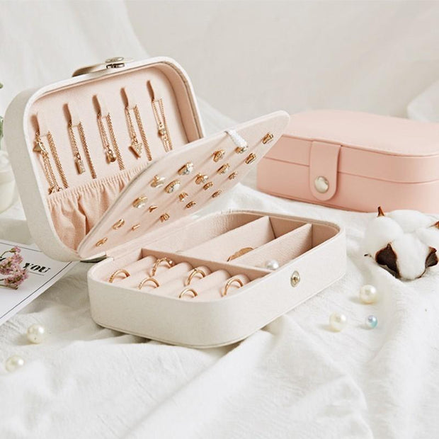 Cordelia™ - Double Jewelry Storage Box