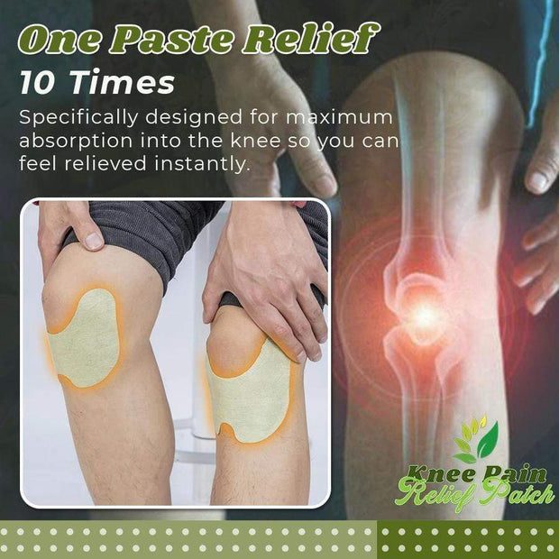 VlenTINO™ - Knee Joint Pain Relief Patches