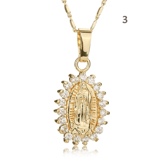 MARIIA™ - Virgin Mary pendant necklace