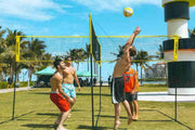 CROSSBALL™- (Last Day Promotion - 50% OFF) 4×4 Cross volleyball net