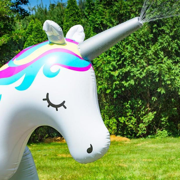SPRINKLR™ - Ginormous Unicorn Yard Sprinkler