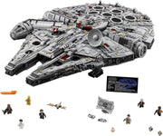 STAWO™ - Star Wars Ultimate Millennium Falcon 75192 Expert Building Kit