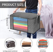 STOCBAG™ - Waterproof Portable Storage Bags for Winter Clothes, Quilts, Blanket etc