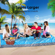 WERALA™ - Sandproof Lightweight Beach Blanket