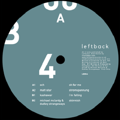 Various Artists 'Leftback 004'