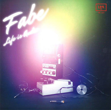 Fabe 'Life Is Audio EP'