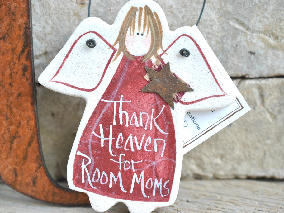 Room Mom Thank You Gift Ornament
