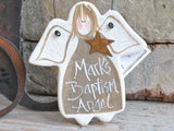 baptism gift ideas salt dough angel ornament