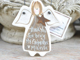 Godmother gifts for mother's day, godmother thank you, personalized godmother gifts, godmother gifts from child