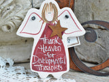 Developmental Therapist gift ideas Christmas decorations