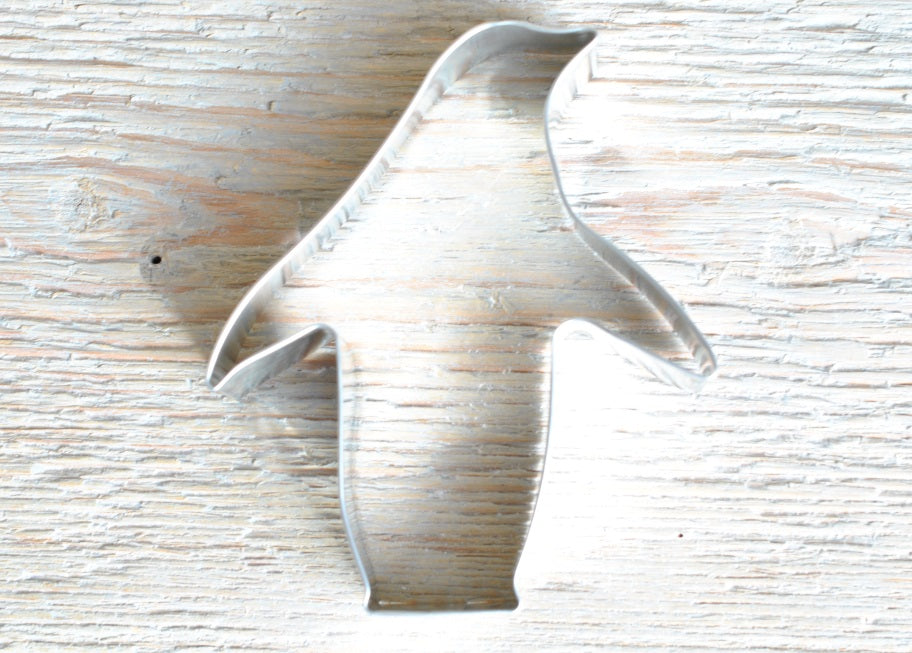 Penguin Cookie Cutter Baking 5 inch Craft Supplies