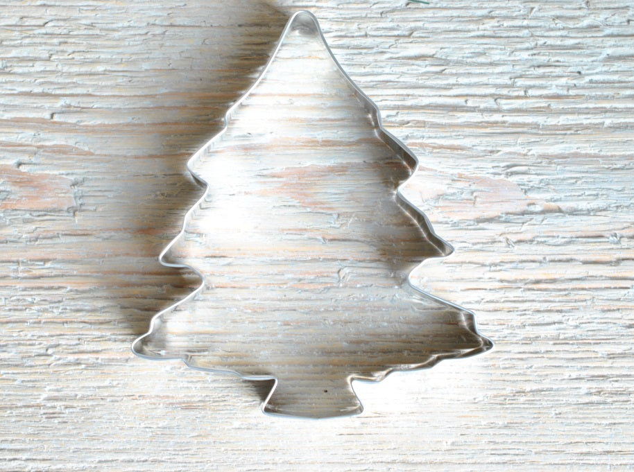 Christmas Tree Cookie Cutter Baking 5 1/4 inch Craft Supplies