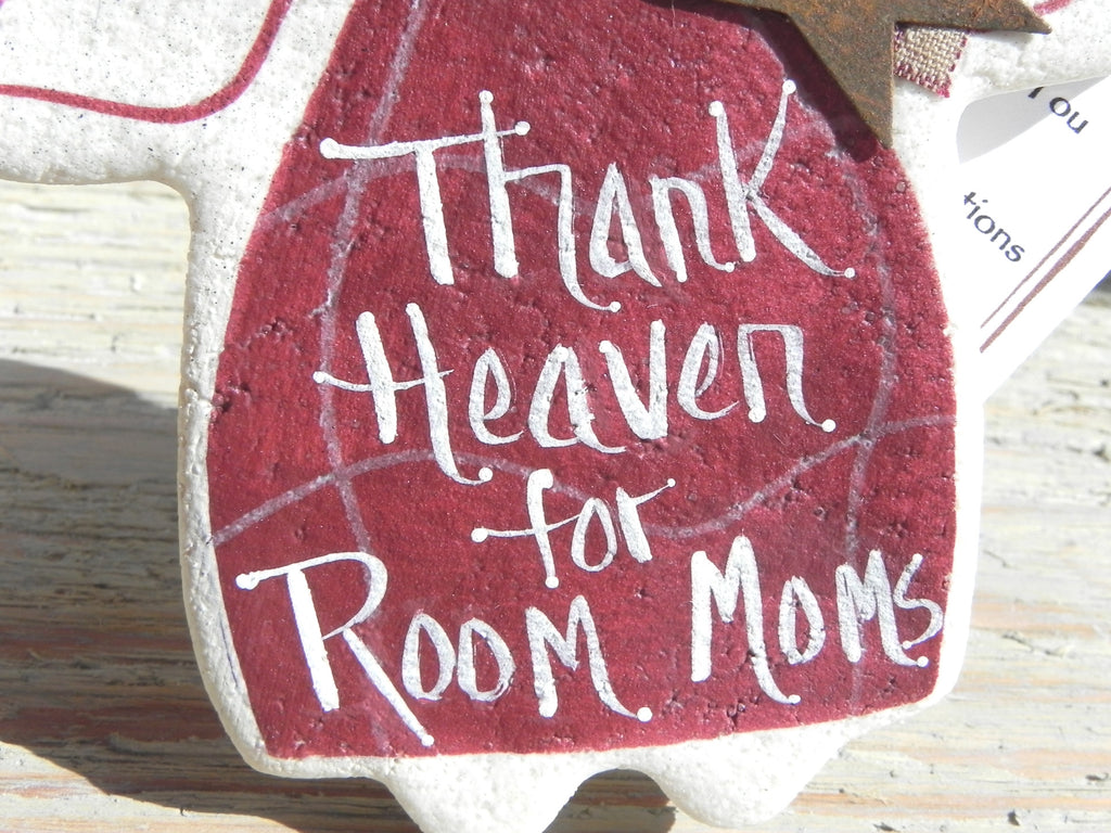 room mom thank you gift ornament cookie dough creations