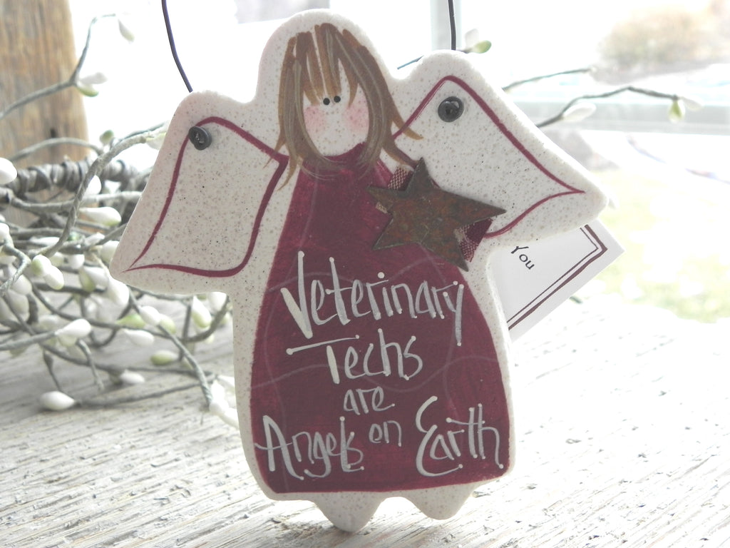 Veterinary Technician / Vet Tech Gift Ornament