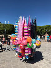 Load image into Gallery viewer, The Ballon Vendor, San Miguel Mexico. Print!