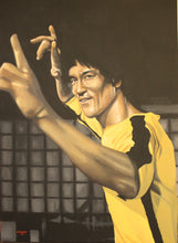 Load image into Gallery viewer, Bruce Lee Print!